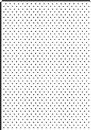 Crafts Too A4 Embossing Folder - Dots